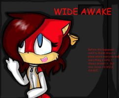 .::.Wide awake.::. by xxxRedRosexx