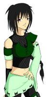 Ano Shiki - Another Naruto OC by akahime-chan
