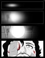 Page Five of the Scratch Graphic Novel. by VladimirJazz