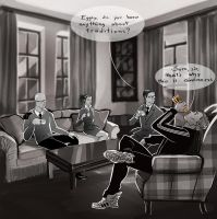 Kingsman: 30 Days OTP Challenge - Day 9 by maXKennedy