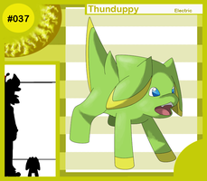 thunduppy by Animatics