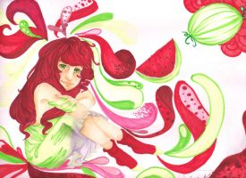 Watermelon by Akusreu