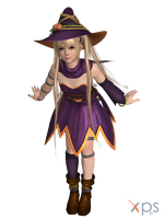 DOA5 Marie Rose Costume 16 Halloween 2014 by rolance
