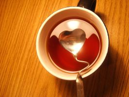 .... Love Tea ... by azurRa