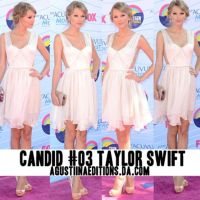 Candid #03 Taylor Swift HQ by AguustiinaEditions