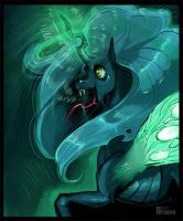 The Dark of the Night by Aspendragon