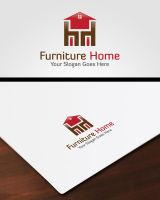 Home Furniture Logo by pascreative
