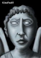 Doctor Who: Weeping Angel part 1. by Jezzy-Fezzy