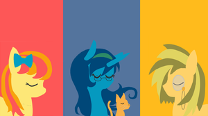 The Trio by SpacePie