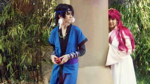 Akatsuki no Yona: Young Hak 6 by J-JoCosplay
