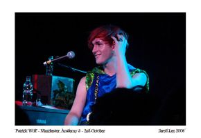 Patrick Wolf in Manchester 12 by affynity-photo