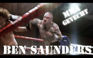 Thumbnail Ben saunders MMA fight by Andie200