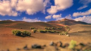 Hills in the Desert by Binary-Map