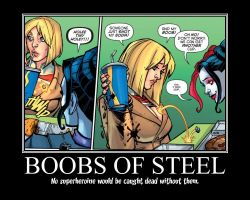 Boobs of Steel by Firingwall