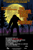 THE BLOODY RAGE OF BIGFOOT movie poster by PaulBaack