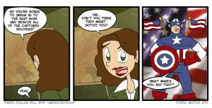 """TDB 43 """"Americobvious"""" by ShadowMaginis"""