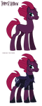 Tempest Shadow by lonewolf3878