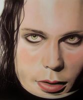 Ville Valo Redone by LianneC