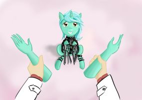 Here you go, Lyra by v-invidia