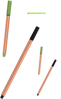 Fineliners_PNG by apple-stocks