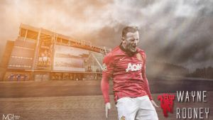 Wayne Rooney by Marcus-GFX