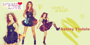 Ashley Tisdale by Sevein18