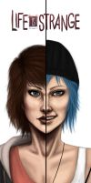 Life is strange by ChimeraART