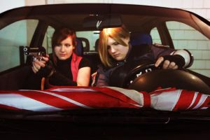 Resident Evil Cosplay - How all began... by ChaoticClaire