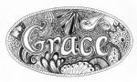 Grace's Placemat by Astarsia