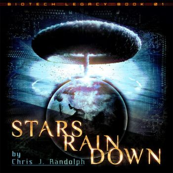 Stars Rain Down, Book Cover Remodel #2 by Spectre-7