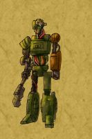 Unknown mech type by Canalus
