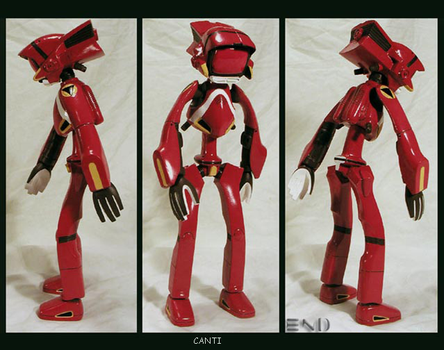 Canti red by Arthammer