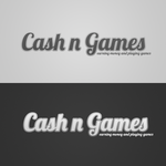 Cash N Games Logo by ceeDche