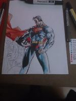 Batman 612 Cover (unfinished) by CreepingWorm