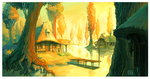 laketown colors by DawnElaineDarkwood