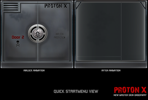 Proton X Startmenu Preview by TomRichter