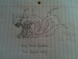 Feral Hallow by EstaticNoms