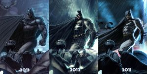 batman update by Rennee