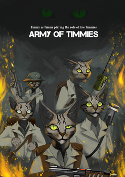 Army of Timmies by MC-STEEL
