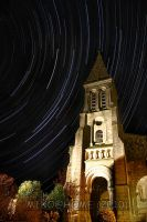 Churchstar trails by stefmixo