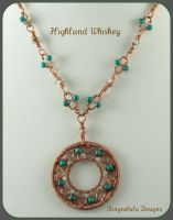 Highland Whiskey Necklace.... by ringnebula
