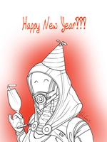 Happy New Year!!! by Justbakedeatmehot