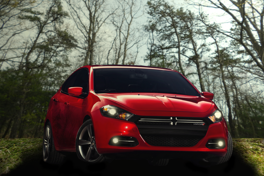 Dodge Dart - Anything Is Possible by JPortfolio