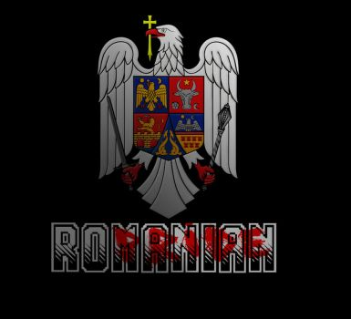 Romanian Pride Coat of Arms by Zaigwast