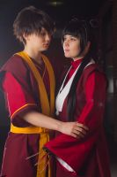 Avatar the Last Airbender - A bit sweeter moments by Jansutti