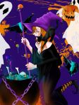 Hallows' Eve Witch by Marina-Shads