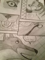 Journey To Paradise Page 225 by HaloneWolf