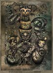 _the_gods_of_small_things_ by AngelusNoir