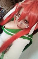 highschool of the dead - Saya by Mad-Hatter----X