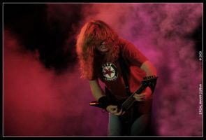 Dave Mustaine I by curan